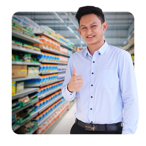 Technology Integrated Retail Management.